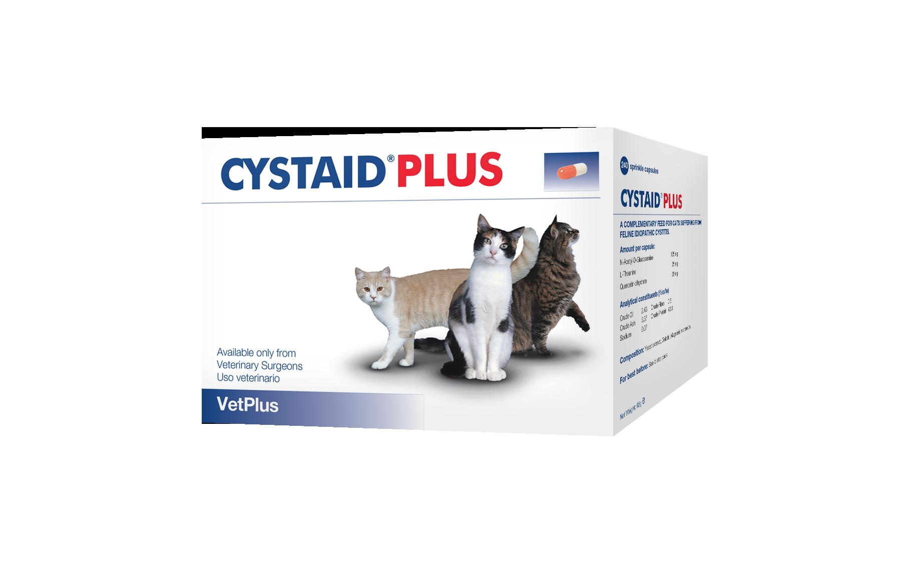 Cystaid Plus Vetplus