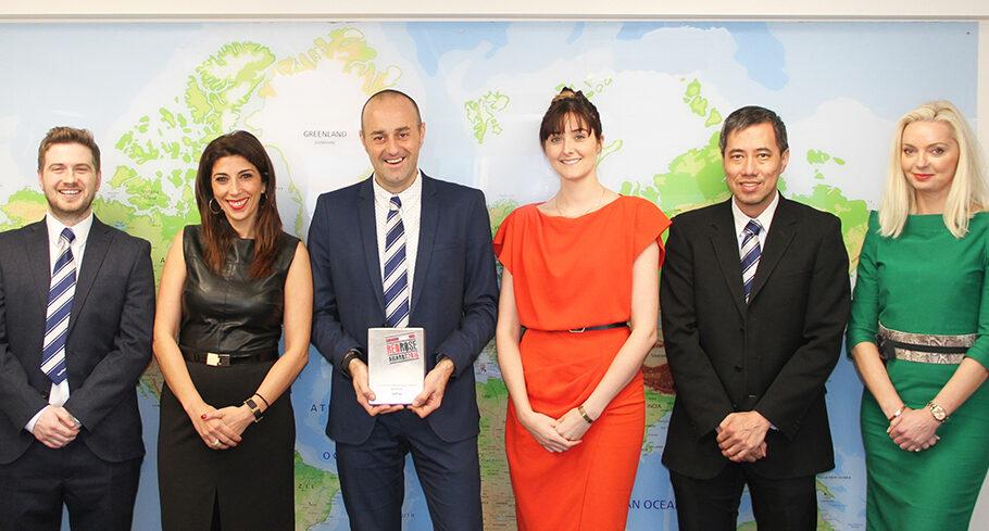 VetPlus at the Red Rose Award 2016