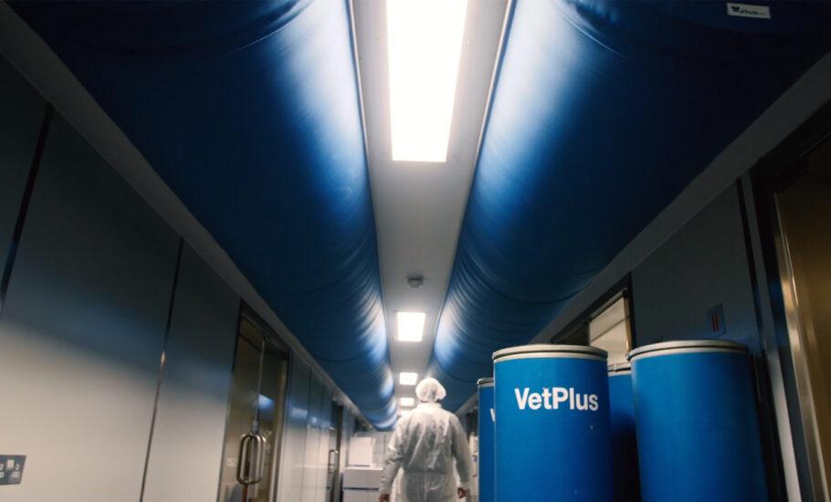 vetplus-film-shot-manufacturing-corridor