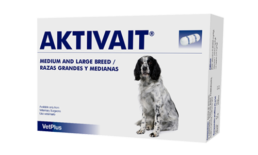 Aktivait Medium and Large Breed